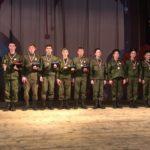 Слет кадет посвященный 100-летию со Дня рождения М.Т. Калашникова